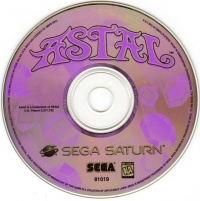 Astal Box Art
