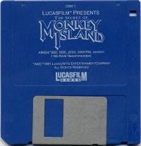 Secret of Monkey Island, The Box Art