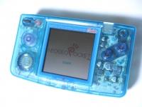 Neo Geo Pocket Color (Crystal Blue) Box Art