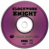Clockwork Knight Box Art