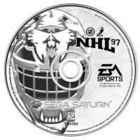 NHL 97 Box Art