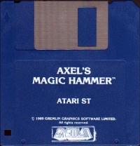 Axel's Magic Hammer Box Art