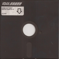 Atari Disk Operating System Diskette - Revision 2.0s Box Art