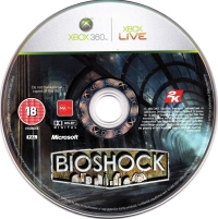 Bioshock - Limited Steelbook Edition Box Art