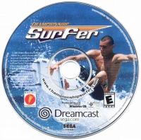 Championship Surfer Box Art