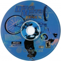 Dave Mirra Freestyle BMX Box Art