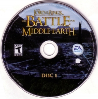 Lord of the Rings, The: The Battle for Middle-Earth Box Art