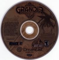 Grandia II Box Art