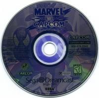 Marvel vs. Capcom: Clash of Super Heroes Box Art