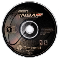 NBA 2K2 Box Art