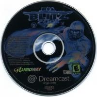 NFL Blitz 2001 Box Art