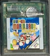 Super Mario Deluxe Box Art