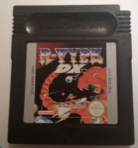 R-Type DX Box Art