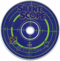 Silent Scope Box Art