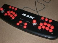 Blaze Home Arcade Twin Shock (Limited Black) Box Art