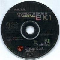World Series Baseball 2K1 Box Art