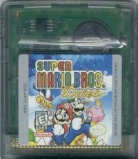 Super Mario Bros. Deluxe Box Art