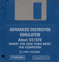 Advanced Destroyer Simulator Box Art