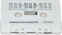 Advanced Soccer Simulator Box Art
