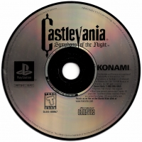 Castlevania: Symphony of the Night - Greatest Hits Box Art