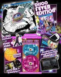 Persona 4: Dancing All Night - Disco Fever Edition Box Art