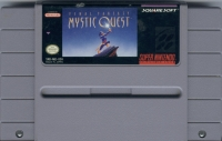 Final Fantasy: Mystic Quest Box Art