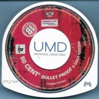 50 Cent: Bulletproof - G Unit Edition Box Art