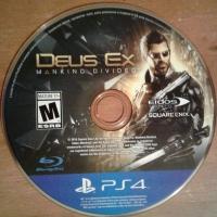 Deus Ex: Mankind Divided - Day One Edition Box Art