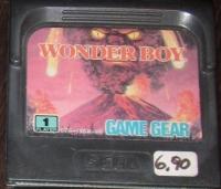 Wonder Boy Box Art