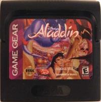 Disney's Aladdin (Majesco) Box Art
