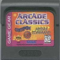 Arcade Classics Box Art