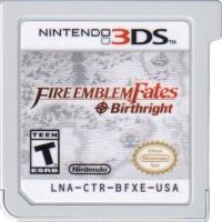 Fire Emblem Fates: Birthright Box Art