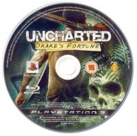 Uncharted: Drake's Fortune [UK] Box Art