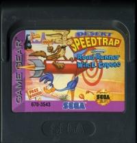 Desert Speedtrap starring Road Runner and Wile E. Coyote Box Art