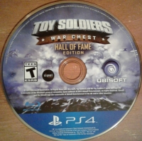 Toy Soldiers: War Chest - Hall of Fame Edition Box Art