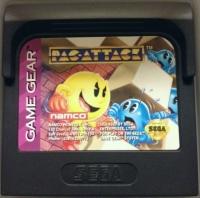 Pac-Attack Box Art