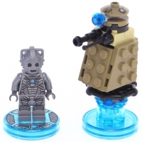 Doctor Who - Fun Pack (Cyberman) [NA] Box Art