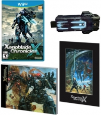 Xenoblade Chronicles X - Special Edition Box Art