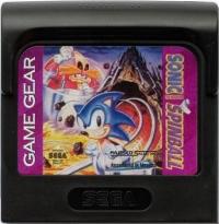 Sonic Spinball (Majesco) Box Art