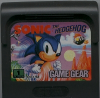 Sonic the Hedgehog Box Art