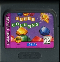 Super Columns Box Art