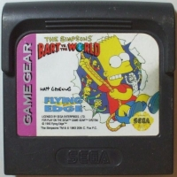 Simpsons, The: Bart vs. the World Box Art