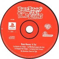 Bugs Bunny & Taz: Time Busters Box Art