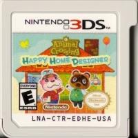Animal Crossing: Happy Home Designer - Included Nintendo 3DS NFC Reader/Writer Box Art