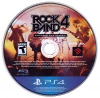 Rock Band 4 Box Art