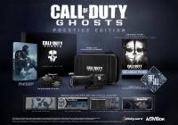 Call of Duty: Ghosts - Prestige Edition Box Art
