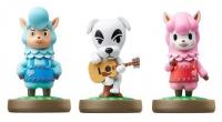 Cyrus / K.K. / Reese - Animal Crossing Box Art