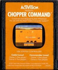 Chopper Command (Picture Label) Box Art