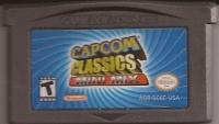 Capcom Classics Mini Mix Box Art