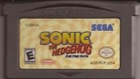 Sonic the Hedgehog: Genesis Box Art
